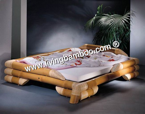 Bamboo Bed-RACH GIA BED