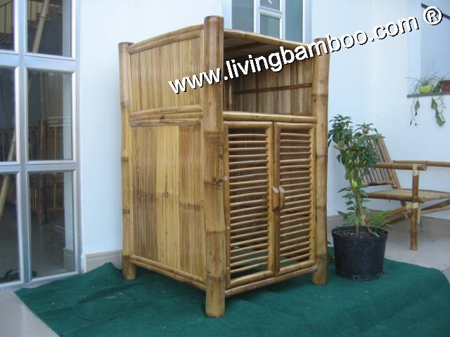 Bamboo Cabinet-NANTERRE HOTEL CABINET