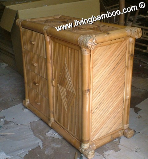 Bamboo Cabinet-CAPE TOWN CABINET