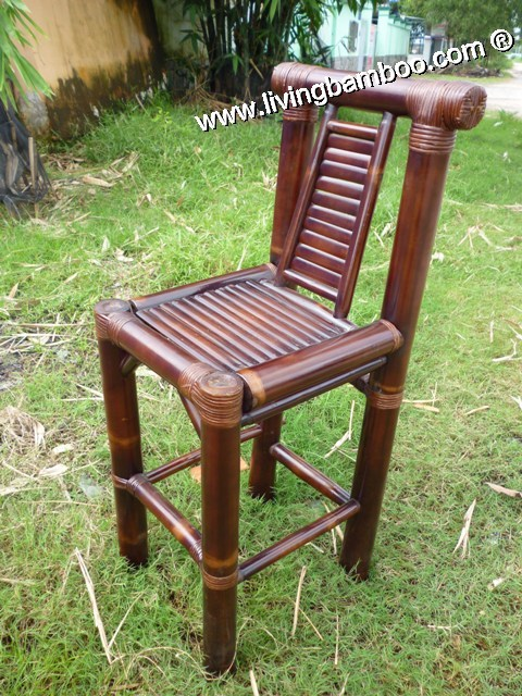 Bamboo Bar Chair and Stool, Bamboo Bar Chair & Stool-NHA TRANG BAR CHAIR