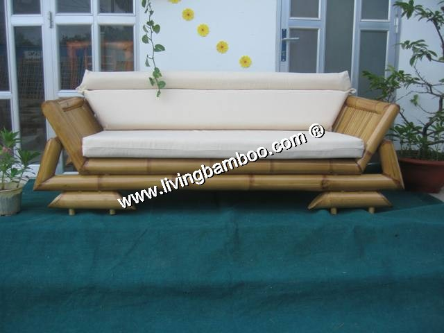Bamboo Living Room-LOTUS SOFA