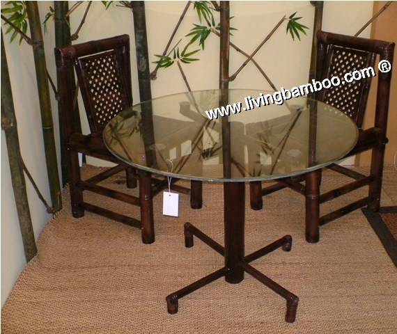 Bamboo Dining Room-THANH DINING SET