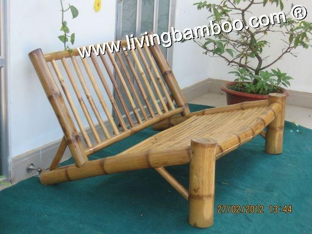 Bamboo Bench Hamburg 2