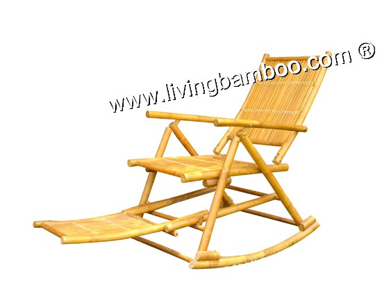 Bamboo Relax Chair-LANG CO CHAIR