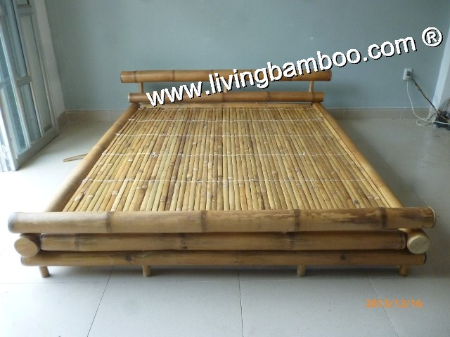 Bamboo Bed-LION BED