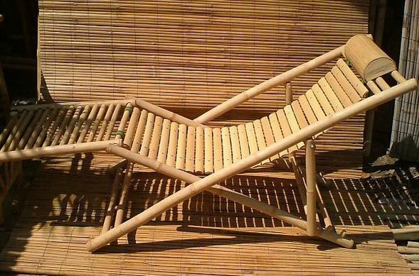 Bamboo Relax Chair-THAI BINH RELAX CHAIR