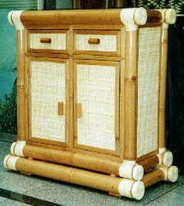 Bamboo Cabinet-MILAN CABINET