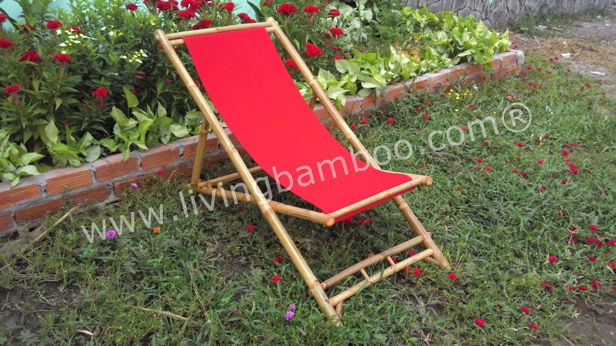 Bamboo Relax Chair-DETROIT CHAIR