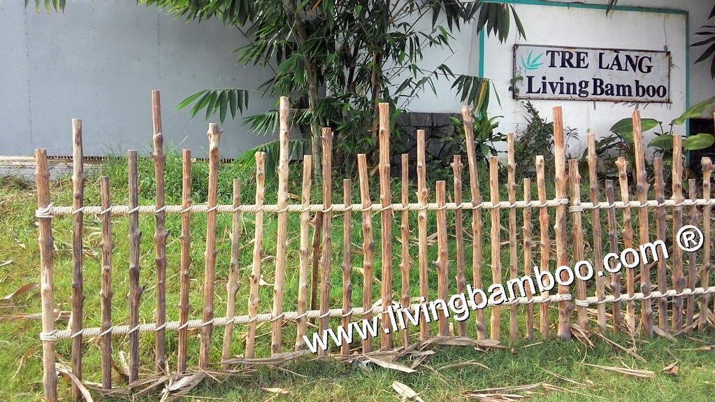 Bamboo Fence-SMALL BAMBOO FENCE 2