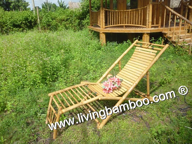 Bamboo Relax Chair-TRE RELAX CHAIR