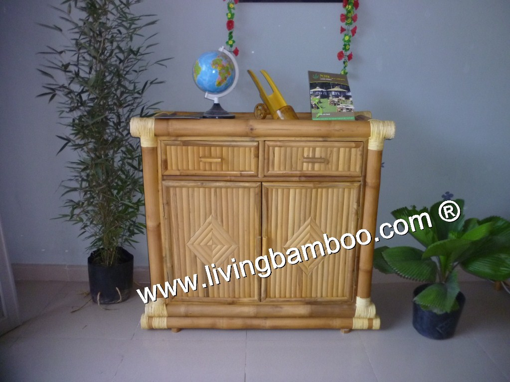 Bamboo Cabinet-OMAHA CABINET