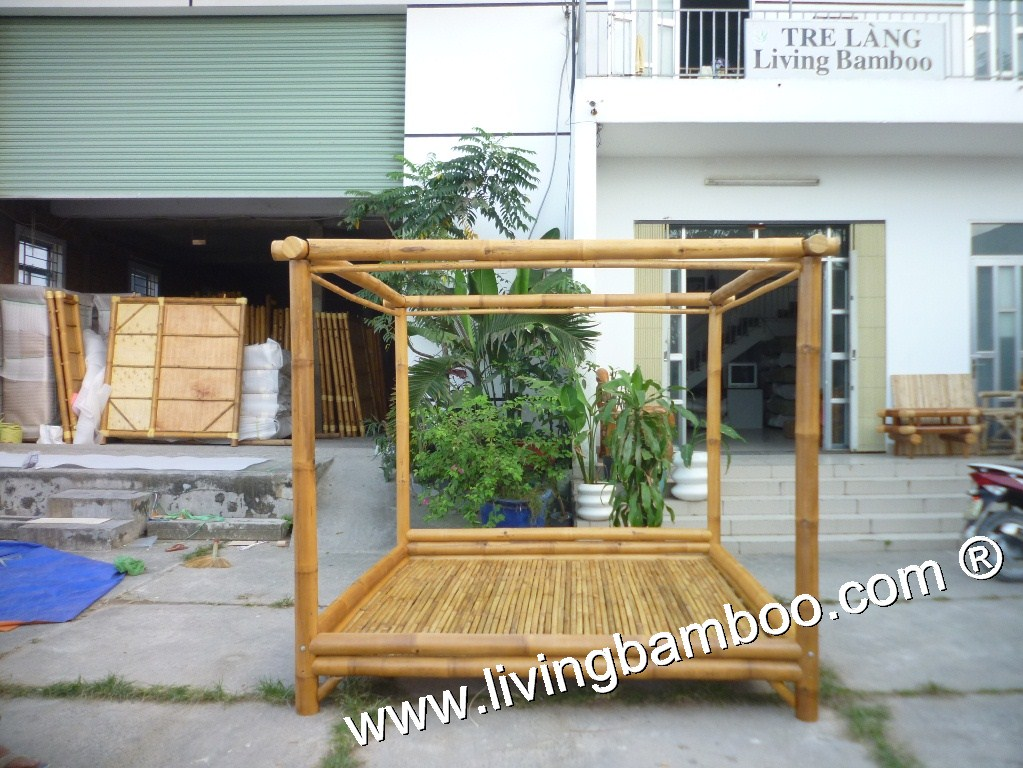 Bamboo Bed-HA TIEN BED