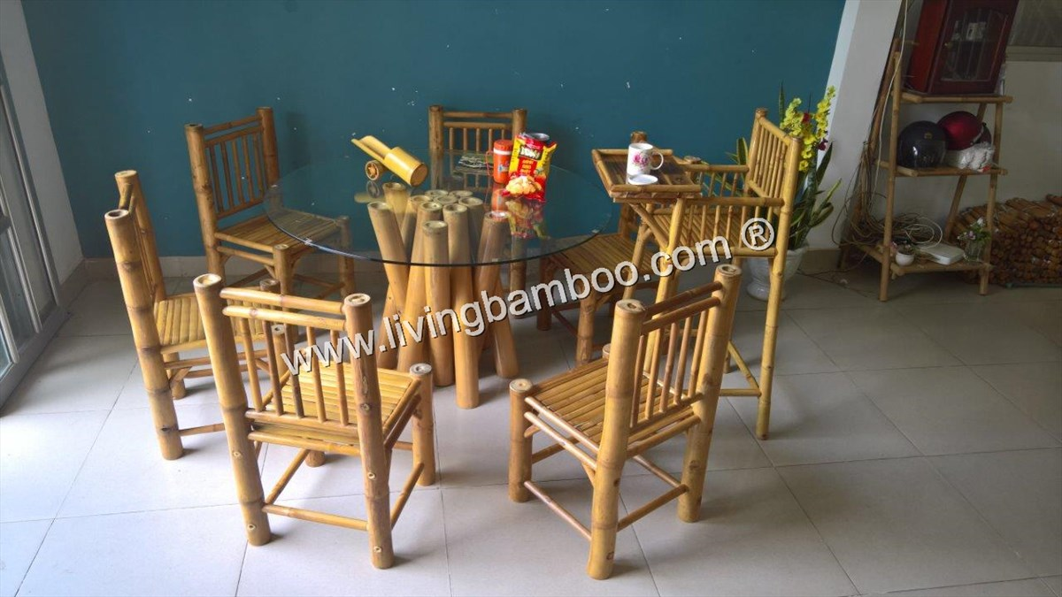 -THANH DINING TABLE SET